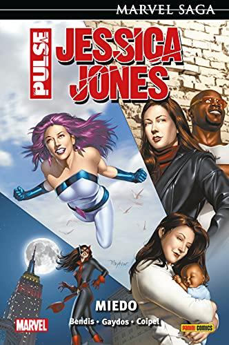 Marvel saga jessica jones the pulse. miedo 3