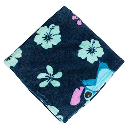 Disney Stitch Fleece Throw