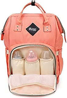 Pofunuo Brand Mummy Maternity Nappy Bag Large Capacity Waterproof Baby Bag Travel Backpack