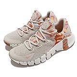 Nike Damen Free Metcon 4 DJ3075-064, Beige (Desert Sand/Metallic Copper/Crimson Bliss), 39 EU