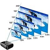 Zoom IMG-2 3200 lumen proiettore lcd full