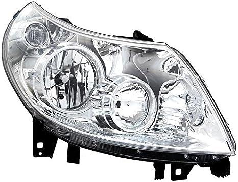 FIAT DUCATO MK4 2006-5/2011 HEADLIGHT HEADLAMP DRIVERS SIDE O/S