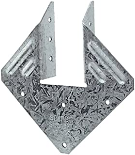 Simpson Strong Tie H1Z ZMAX Galvanized 18-Gauge Hurricane Tie 100-per Box
