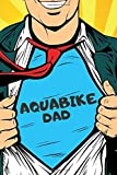 Aquabike Training Diary : 100 Sessions Goals And Techniques, Log Book For Specific Training Notes...