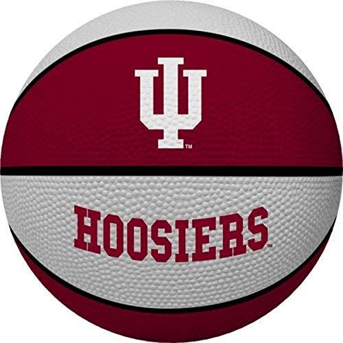 %9 OFF! Rawlings NCAA Indiana Hoosiers Alley OOP Dunk Basketball