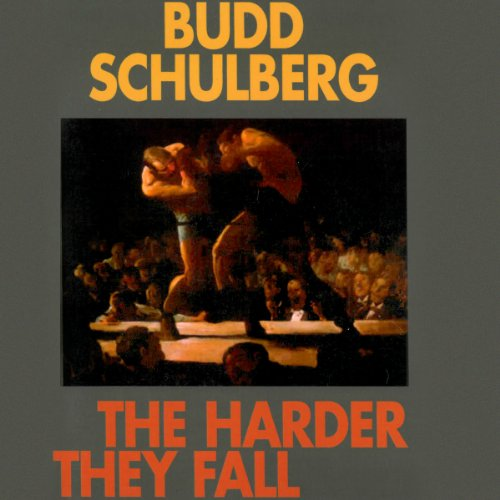 The Harder They Fall audiobook cover art