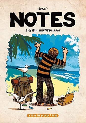 Notes T02: Le Petit Théâtre de la rue