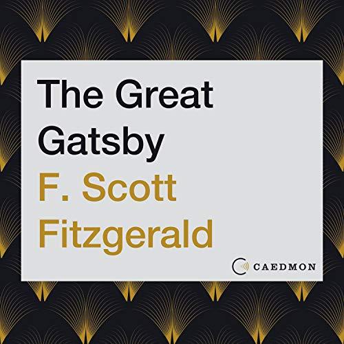 『The Great Gatsby』のカバーアート