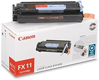 Best Canon FX-11 Black Toner Cartridge For LaserClass 810 and 830 Machines Review