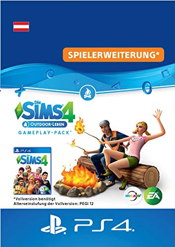 Die Sims 4 - Outdoor Leben (GP 1) DLC [PS4 Download Code - österreichisches Konto]