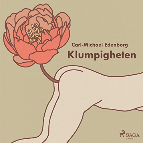 Klumpigheten audiobook cover art