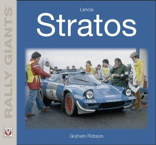 Lancia Stratos - Rally Giants