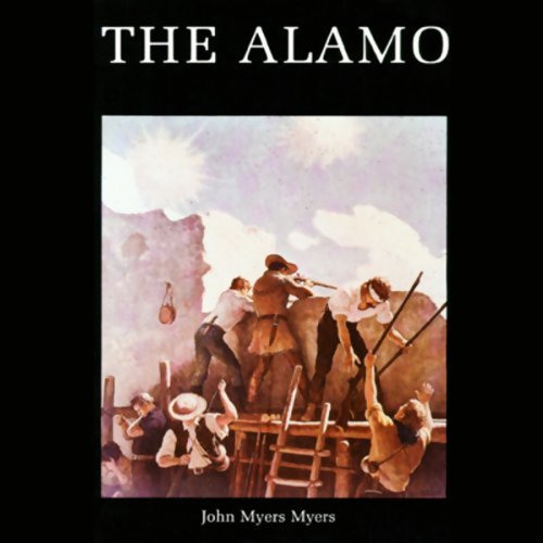 The Alamo audiobook cover art