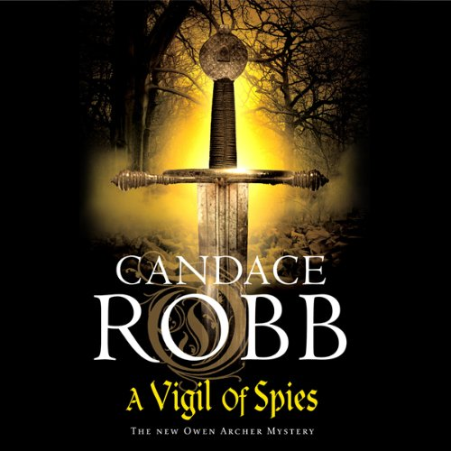 A Vigil of Spies audiobook cover art