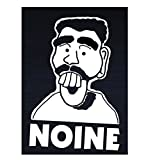 Baba Booey Noine Vinyl Decal - Tablet Phone Sticker iPhone Android car Window Sirius Stern