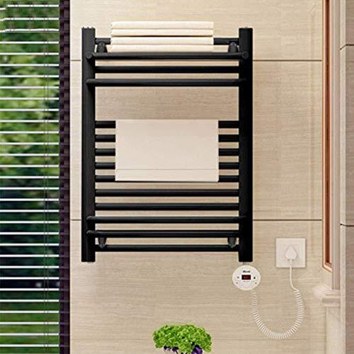 YHtech. Elektrische Handtuchwärmer, mit Thermostat Seite der Wand befestigter fest verdrahteten Handtuchwärmer for Badezimmer
