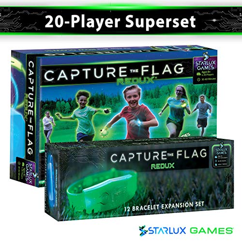 20-Player Superset: Play Capture the Flag REDUX with up to 20 Players!