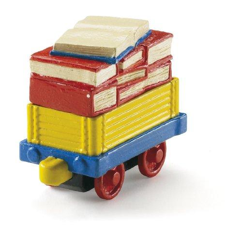 Fisher-Price Take Along Thomas Die-Cast Storybook Cargo Car