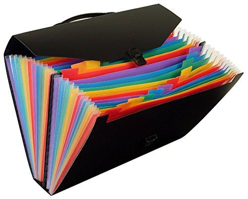 Viquel Rainbow Class Ordner mit 24Trennblättern, mehrfarbig