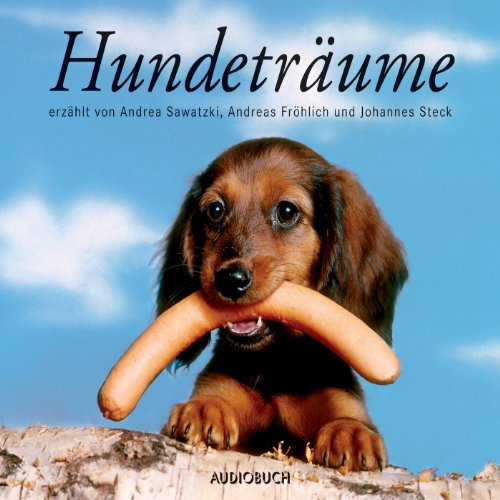 Hundeträume audiobook cover art