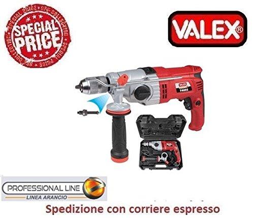 Trapano Con Percussione T4002 Valex