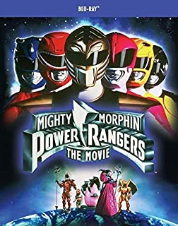 Mighty Morphin Power Rangers: The Movie [Edizione: Stati Uniti] [Italia] [Blu-ray]