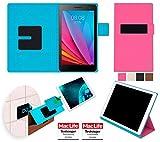 Hülle für Huawei Honor T1 7.0 Tasche Cover Hülle Bumper   in Pink   Testsieger