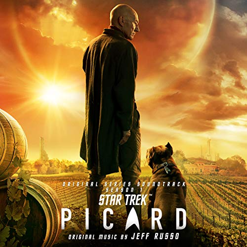 Star Trek Picard End Title