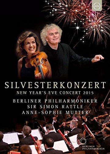 Silvesterkonzert 2015 (Berliner Philharmonie) [Blu-ray]