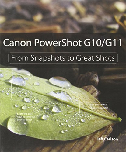 Canon PowerShot G10/G11: From Snapshots to Great Shots