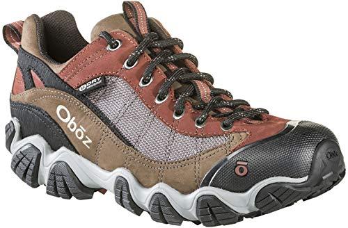 Oboz Firebrand II B-Dry Hiking Shoe – Men's Earth 9 Wide