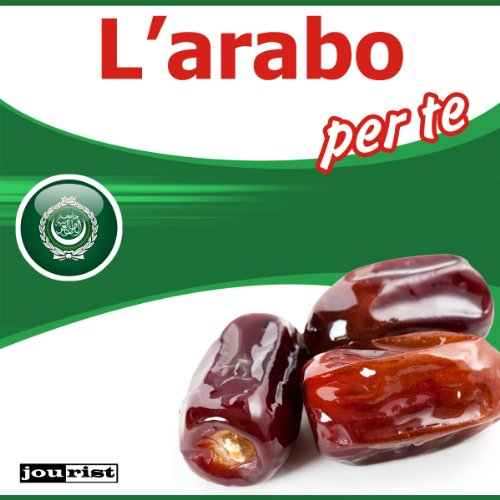 L'arabo per te audiobook cover art