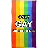 IGGI Strandhandtuch only Gay on The Beach