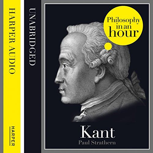 Couverture de Kant: Philosophy in an Hour