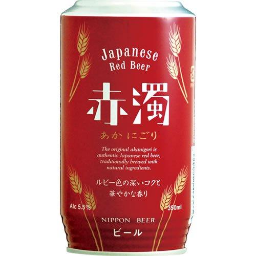 【クラフトビール】赤濁 レッドエール [ 350mlx6本 ]