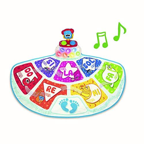 Chicco 00010109000030 Spielteppich mit Musik