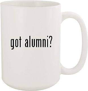 got alumni? - 15oz White Ceramic Coffee Mug