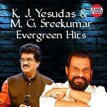 K. J. Yesudas And M. G. Sreekumar Evergreen Hits