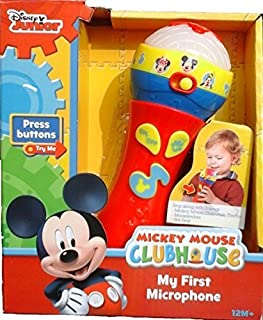 Best microphone mickey mouse Reviews