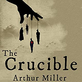 The Crucible Titelbild