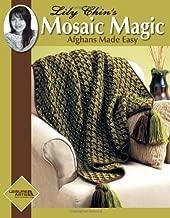 Lily Chin's Mosaic Magic Afghans  (Leisure Arts #4229)