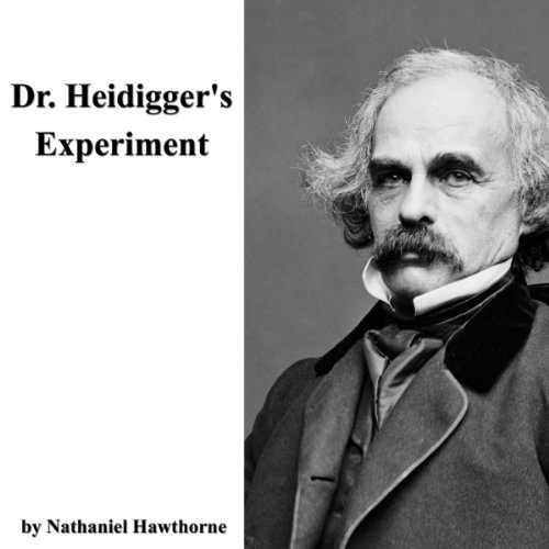 Dr. Heidigger's Experiment audiobook cover art