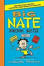 مطبوع عليه عبارة Big nate لمحات الملل buster: scribbles فائقة ، باردة comix ، و العديد من الضحكات (مطبوع عليه عبارة Big nate كتاب أنشطة)