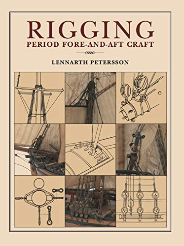 Rigging: Period Fore-and-Aft Craft (English Edition)