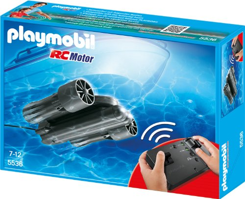 Playmobil 5536 - RC-Unterwassermotor*