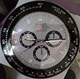 replica Rolex 35mm de pared daytona Metal movimiento silencioso.