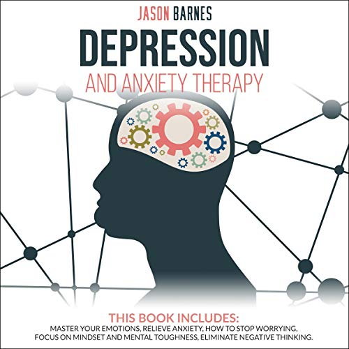 Depression and Anxiety Therapy cover art