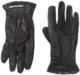 Heritage Pro-Flow Summer Show Gloves, Size 7, Black