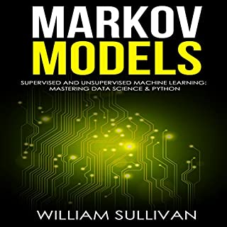 Markov Models: Supervised and Unsupervised Machine Learning audiobook cover art