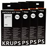 Krups Anticalc Kit*F054, Decalcificante Macchine del Caffè,...